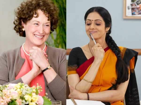 Meryl Streep and Sridevi come together?