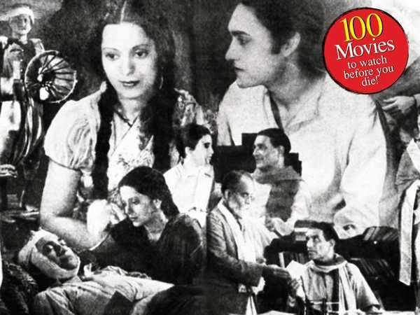 100 Filmfare Days, 4: Achhut Kanya