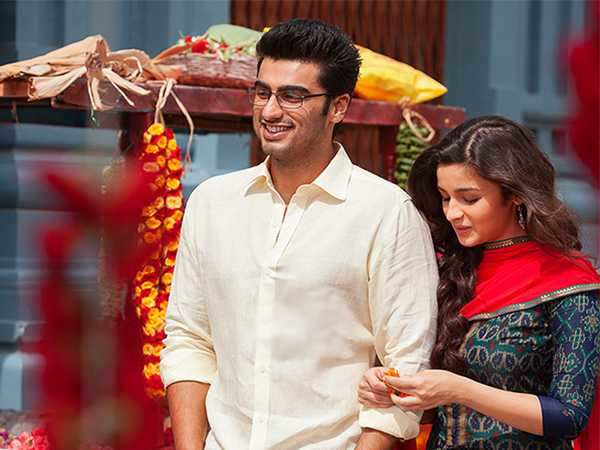 Music Review: 2 States