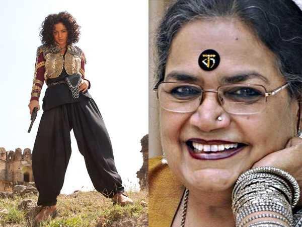 Usha Uthup lends voice to Kangana for the 1st time