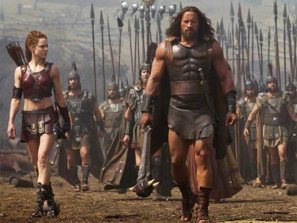 Movie Review: Hercules