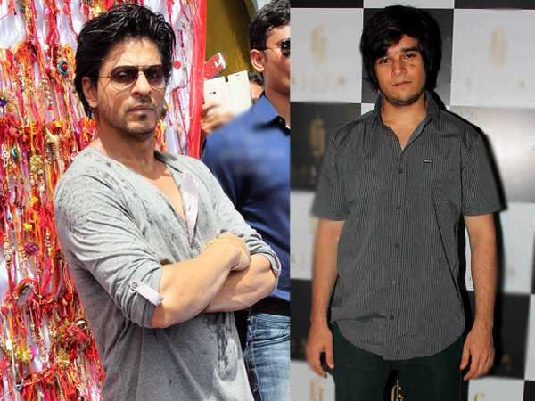 SRK backs Vivaan
