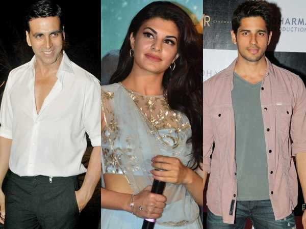 Akshay, Sidharth & Jacqueline in Karan Johar's next