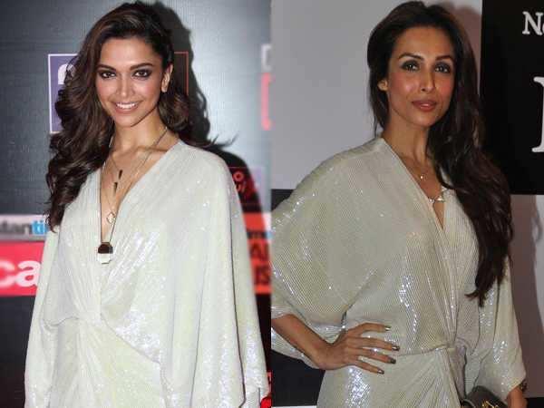 Deepika Padukone vs Malaika Arora Khan