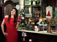 Raveena Tandon in Christmas spirit!