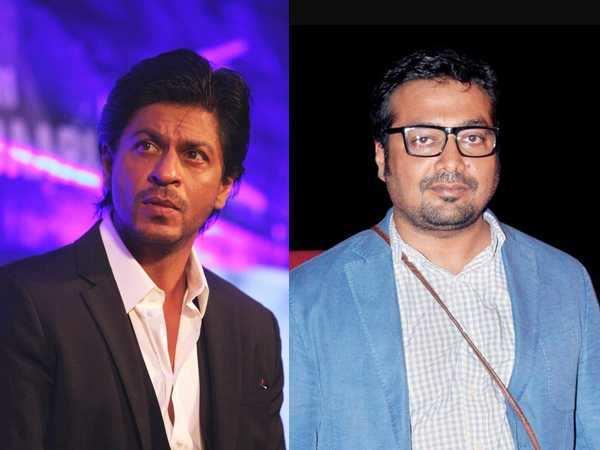 SRK and Anurag Kashyap team up