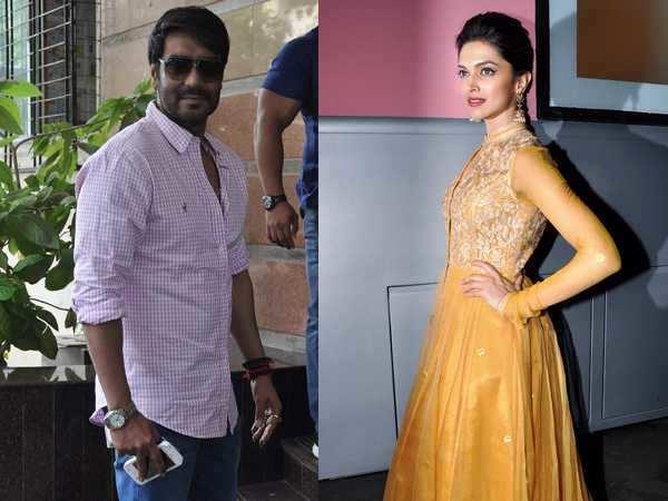 Ajay-Deepika  in Bajirao Mastani?