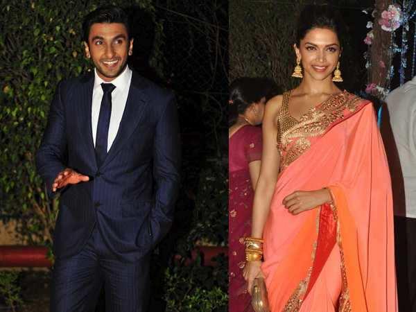 Ranveer bonds with Deepika's parents