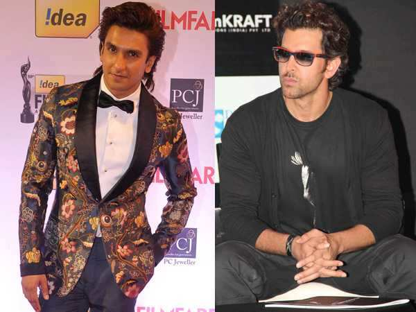 Ranveer to replace Hrithik?
