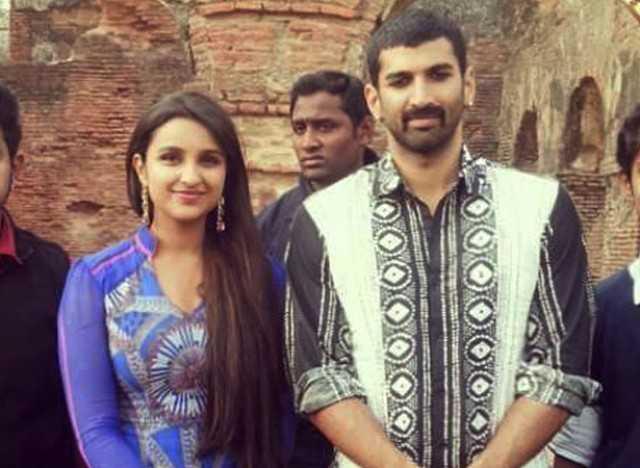 Aditya and Parineeti
