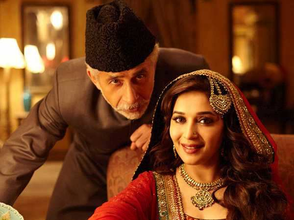 Movie Review: Dedh Ishqiya