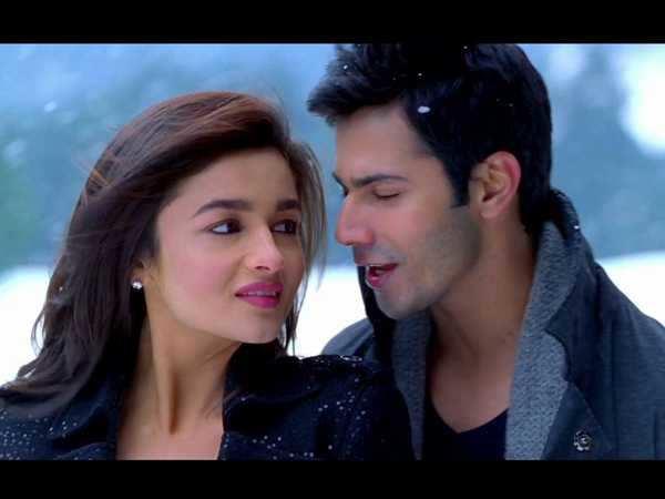 Alia-Varun get intimate?