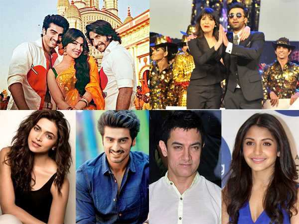 Bollywood's hot new pairs of 2014