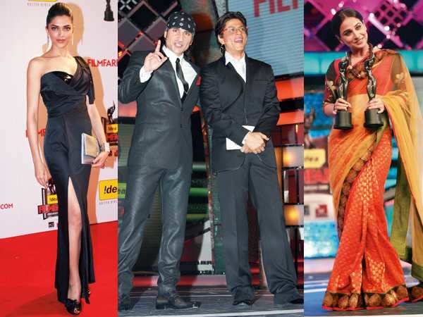Flashback Filmfare: Fashion report of the Filmfare Awards 2009