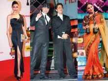 Flashback Filmfare: Fashion report of the Filmfare Awards 2009
