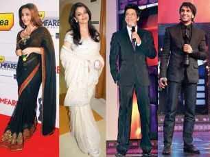 Flashback Filmfare: 56th Idea Filmfare Awards fashion report