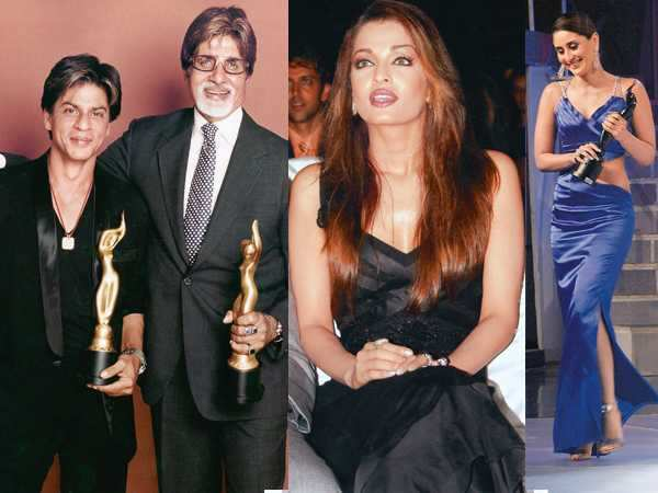 Flashback Filmfare: Fashion report from 2003 to 2009
