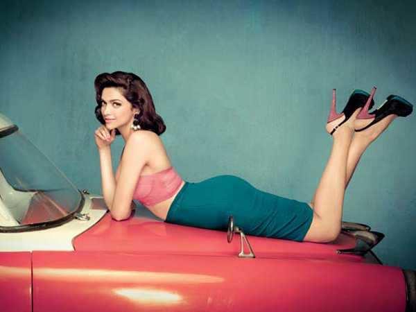 Deepika rising