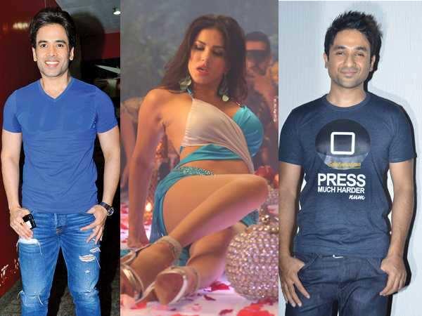 Tusshar and Vir to romance Sunny Leone