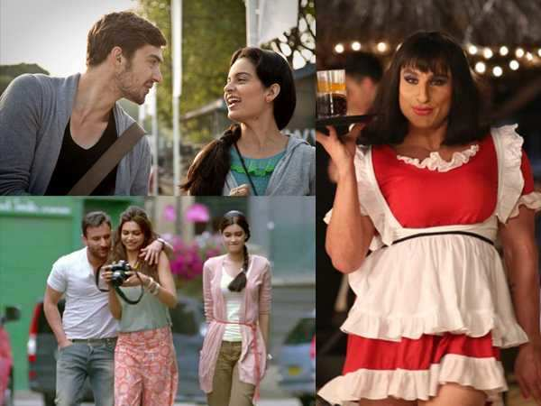 What if Queen, Humshakals, Cocktail had a different ending