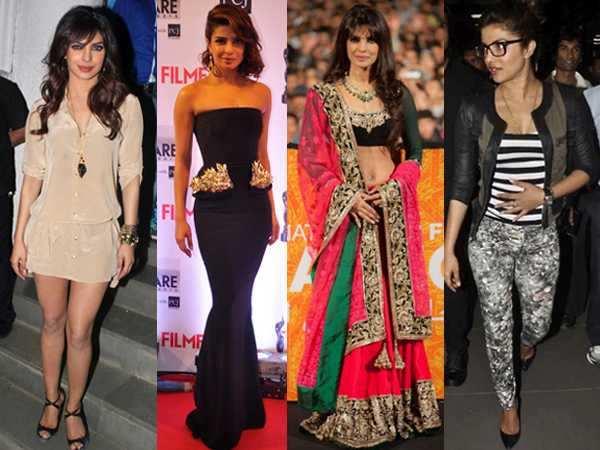 Priyanka Chopra - The ultimate fashionista