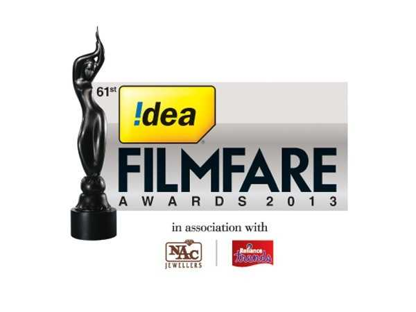 Winners of 61st Idea Filmfare Awards South