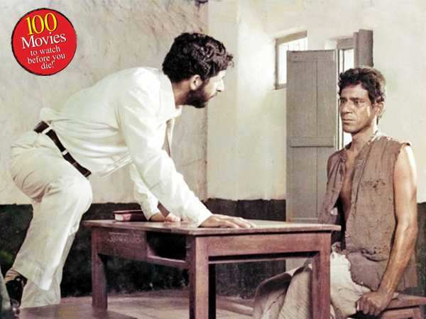 100 Filmfare Days: Day 53 -  Aakrosh