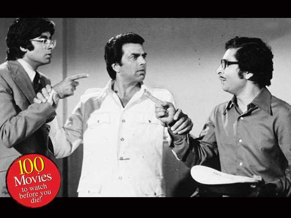 100 Filmfare Days: 45- Chupke Chupke