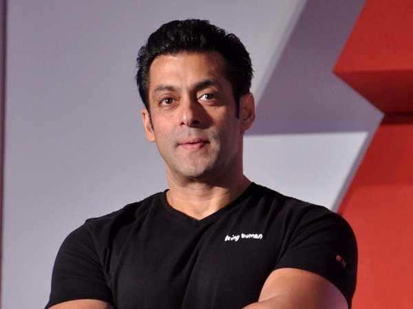 Salman plays the Good Samaritan