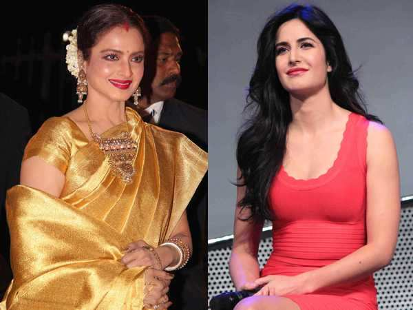 Rekha and Katrina to do a workshop?