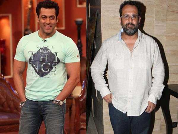 Salman Khan in Anand L Rai's next?