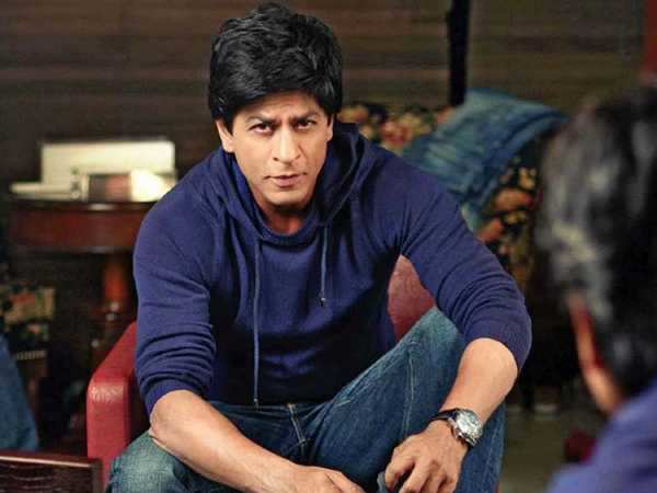 A man apart - Shah Rukh Khan