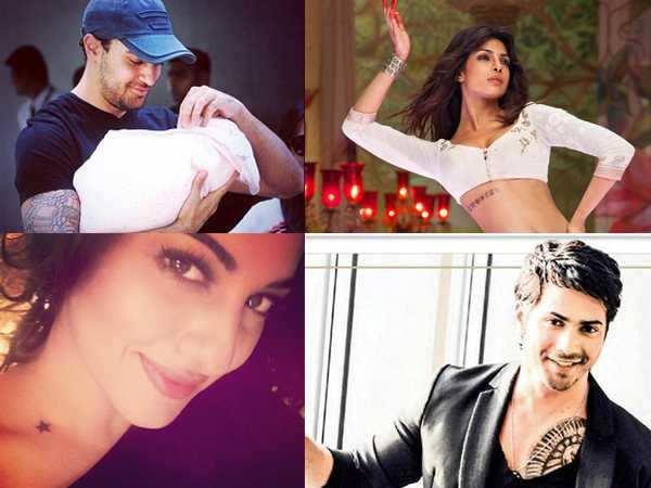 Priyanka, Varun, Imran, Sonakshi get inked!