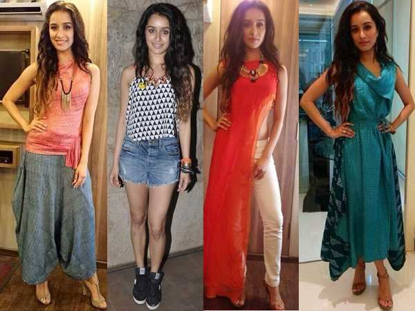 Shraddha Kapoor's stylish avatars!