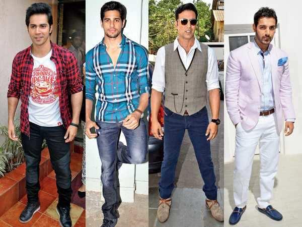 Varun, Sidharth, Akshay's new trend