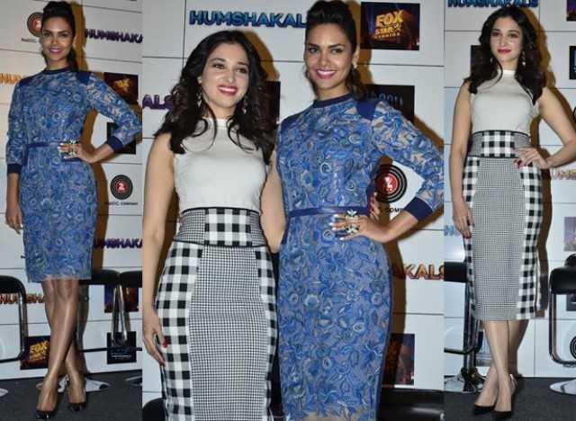 Esha Gupta and Tamannaah