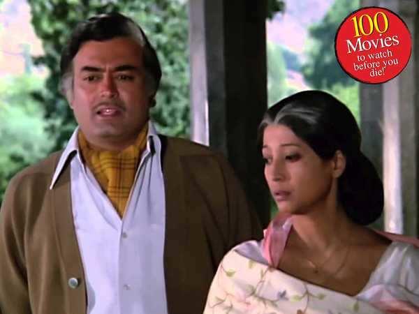 100 Filmfare Days: 42 - Aandhi