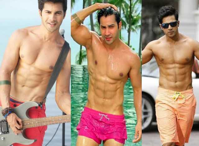 Tiger, Sidharth And Varun Strip  Filmfarecom-4316