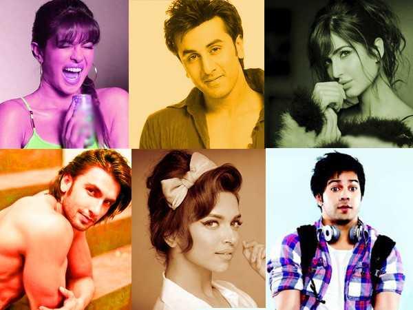 What happens when Ranbir, Deepika, Priyanka and Katrina have bhaang