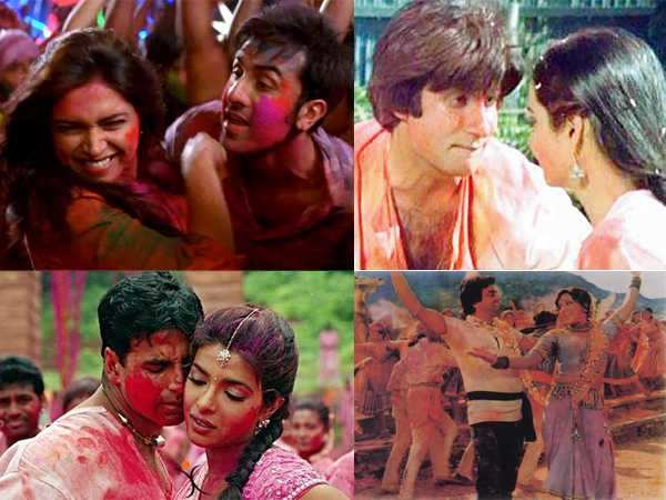Top 5 Holi songs