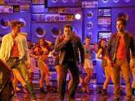 Salman Khan in O Teri title song