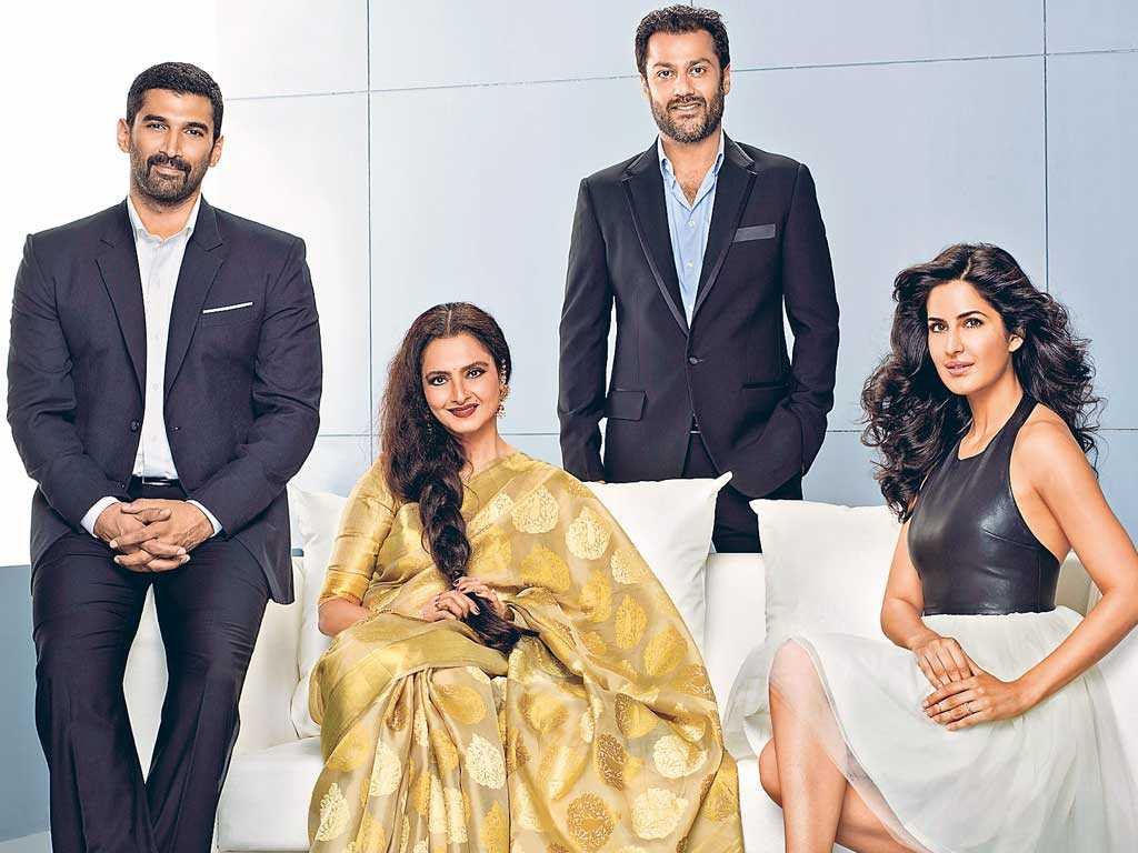 First look of Fitoor