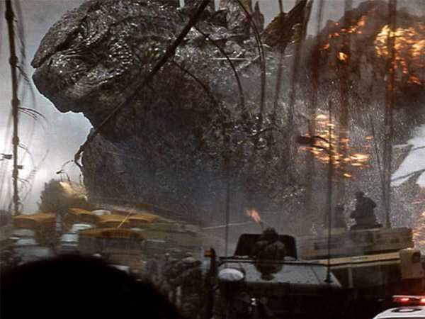 Movie Review: Godzilla