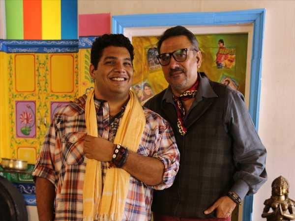 Boman and Kayoze Irani to do a comedy