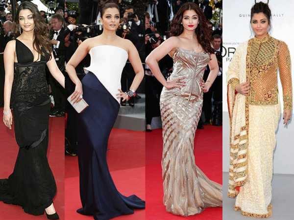 Aishwarya Rai Bachchan's journey at Cannes