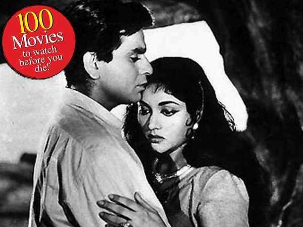 100 Filmfare Days: Day 23 - Madhumati