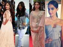 Aishwarya, Sonam & Freida dazzle at Cannes