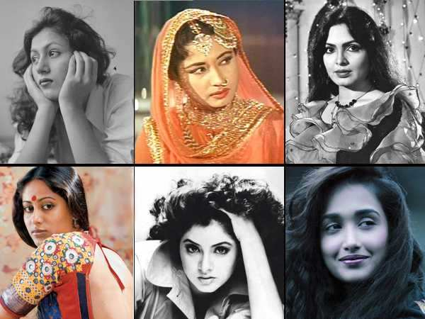 6 actresses who met with tragic endings
