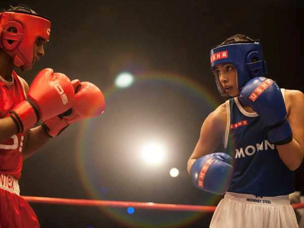 Box office report- Mary Kom all set to knock out Box office records