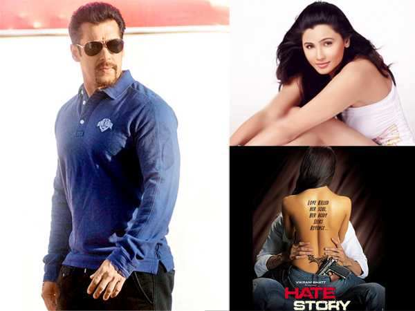 Salman recommends Daisy for Hate Story 3
